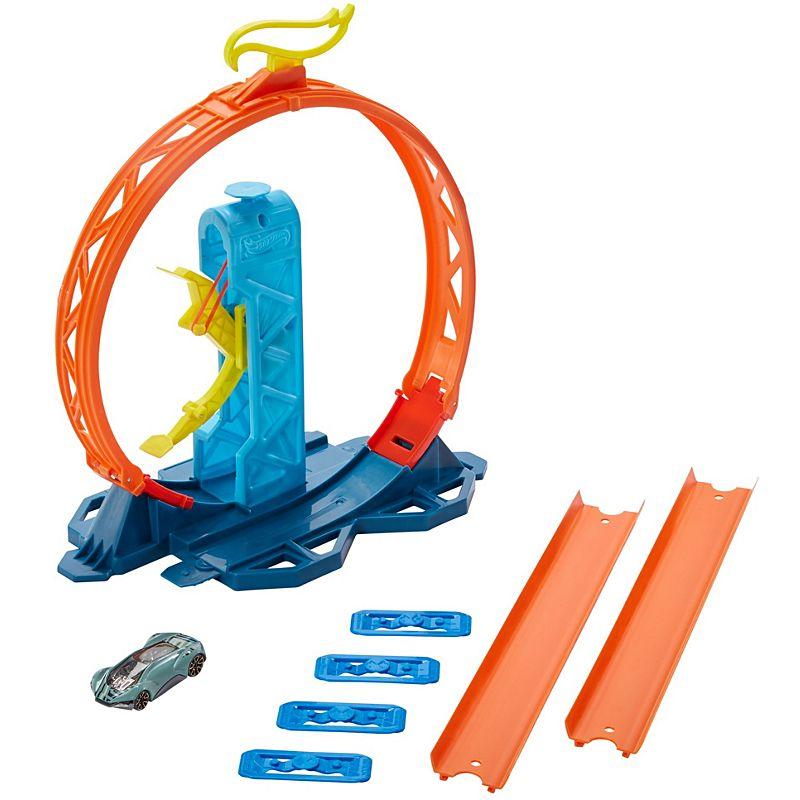 Hot Wheels - Track Builder Unlimited Loop Kicker Pack (GLC90)