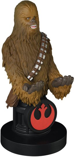 Star Wars Chewbacca Cable Guy