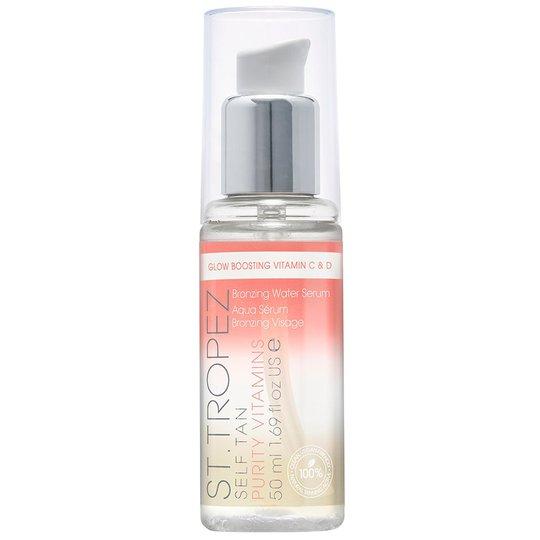Self Tan Purity Vitamins Bronzing Water Face Serum, 50 ml St.Tropez Itseruskettavat