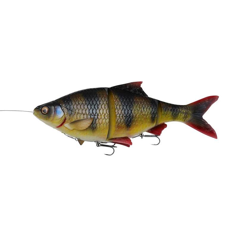 Savage Gear 4D Line Thru Roach 25cm Perch