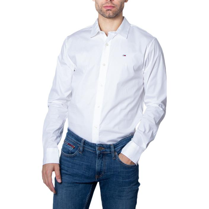 Tommy Hilfiger Men's Shirt Brown 168579 - brown S