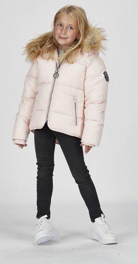 Svea Jakke, Pale Pink, 130