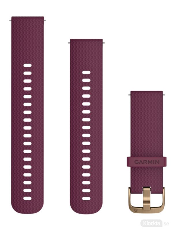 Garmin Armband 20mm med snäppspänne