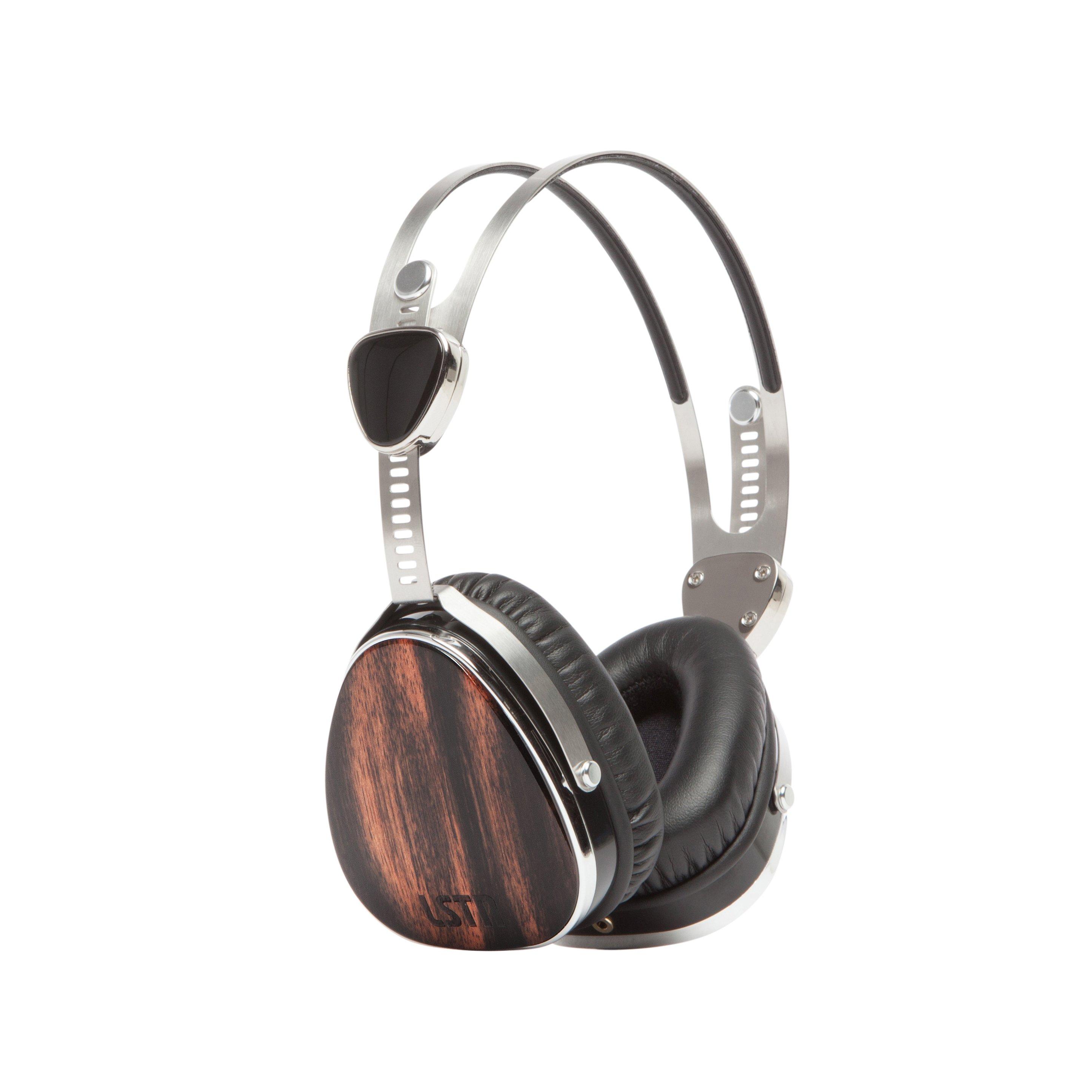 LSTN - Troubadour Headphones - Ebony