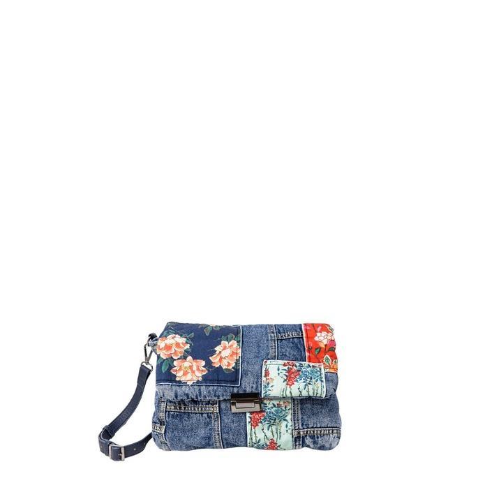 Desigual Women's Handbag Blue 305867 - blue UNICA