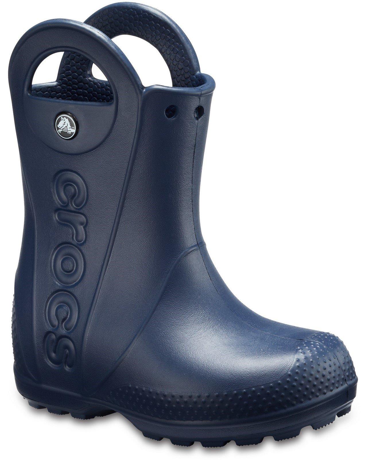 Crocs Kid's Rain Boot Various Colours 21080 - Navy 6 UK