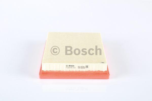 Ilmansuodatin BOSCH F 026 400 358