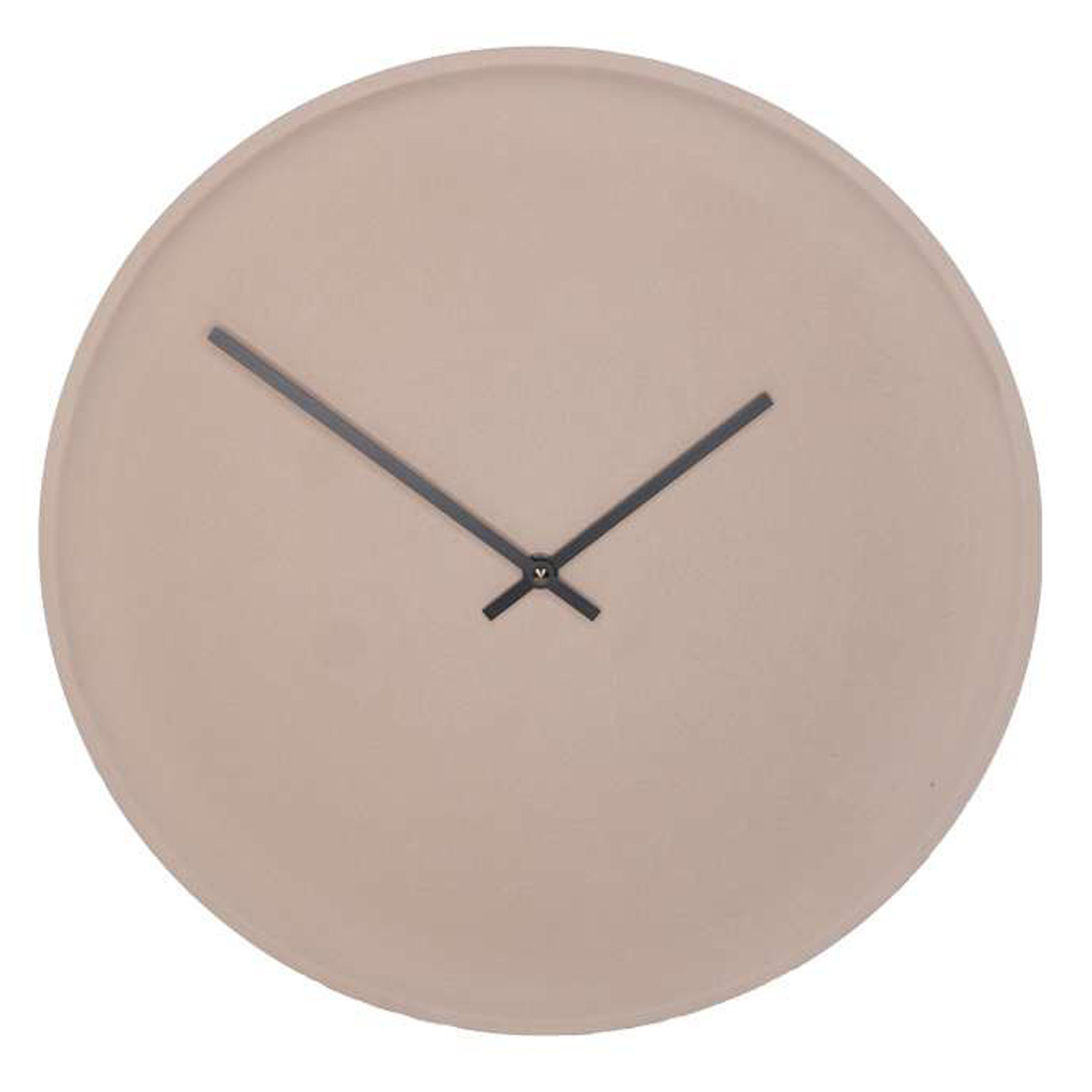 LIKEconcrete - Ida Wall Clock Ø 35 cm - Mocca (93789)