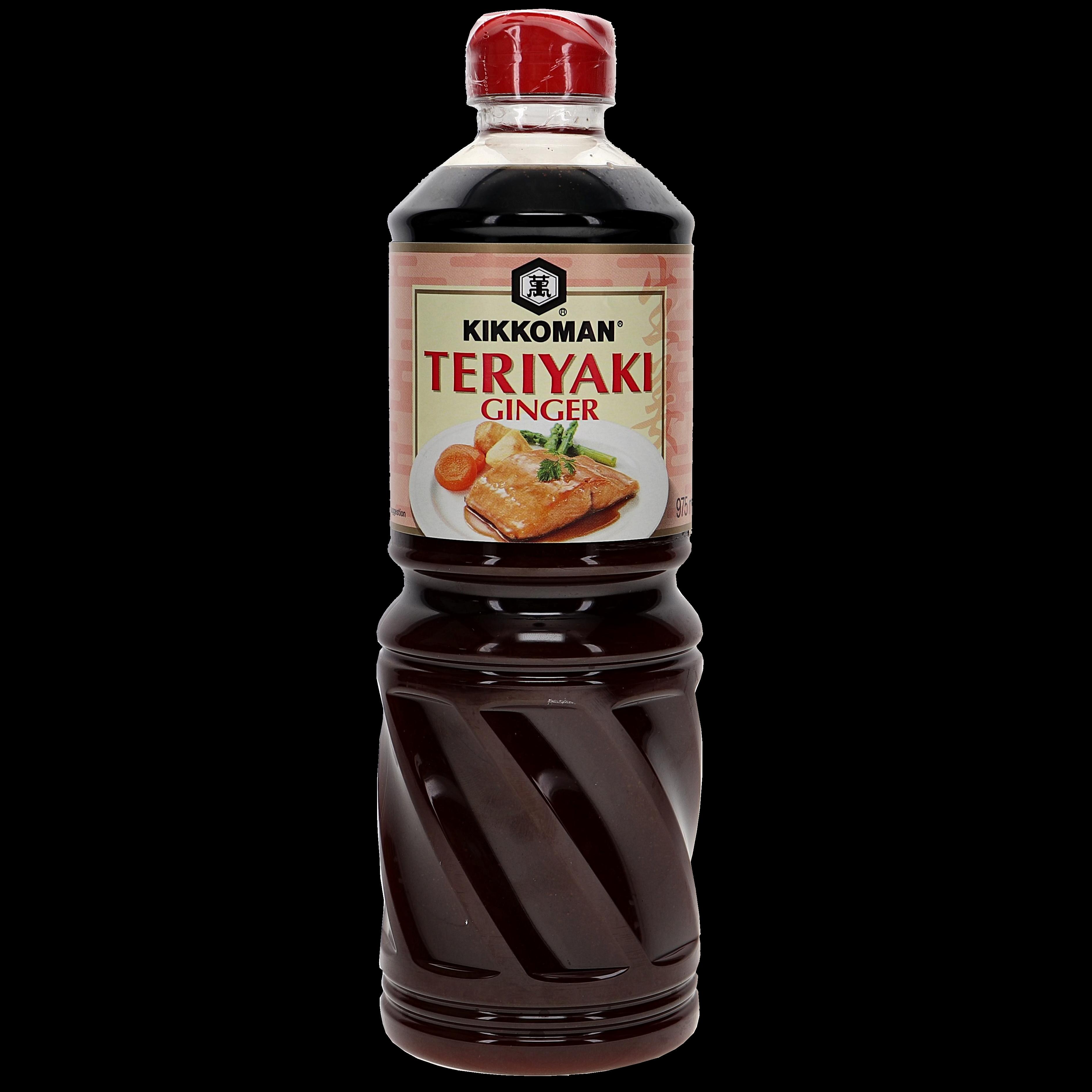 Teriyaki Inkivääri Kastike - 33% alennus