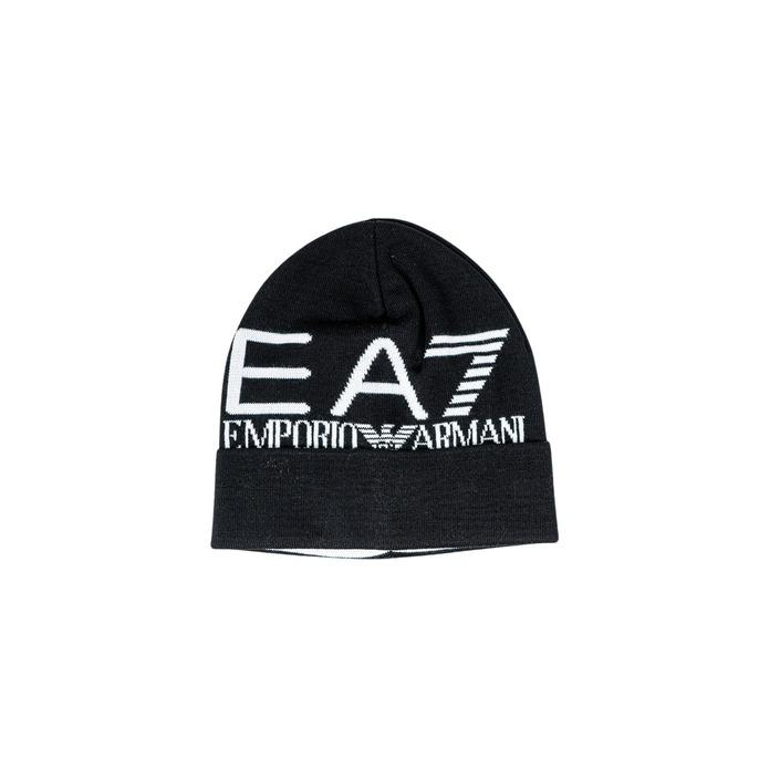 Ea7 Men's Cap Black 273298 - black M