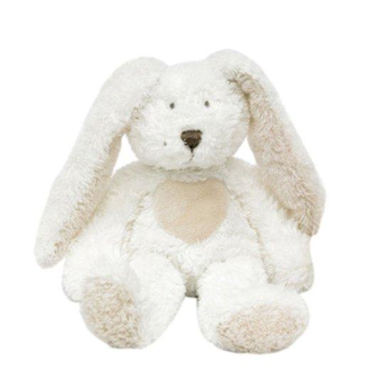 Teddykompaniet Teddy Cream Mini Hvit