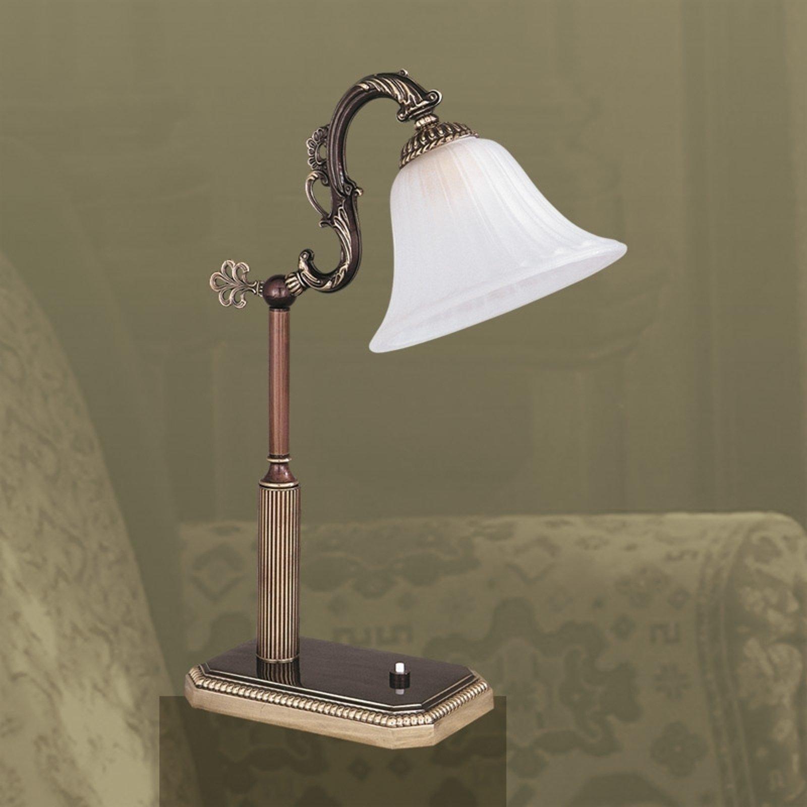 Utsøkt bordlampe ALCANTARA