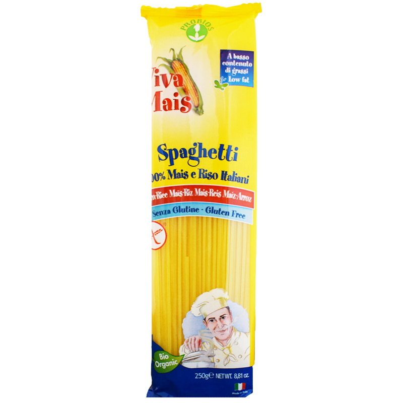 Eko Spaghetti Majs & Ris 250g - 40% rabatt