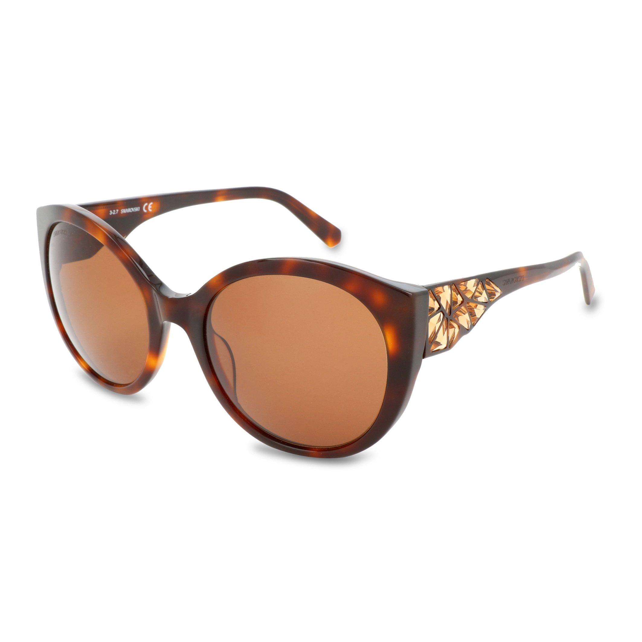 Swarovski Women's Sunglasses Various Colours SK0174 - brown NOSIZE