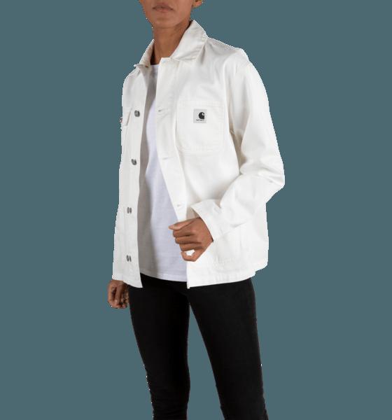 Carhartt W Michigan Coat Jackor OFF-WHITE
