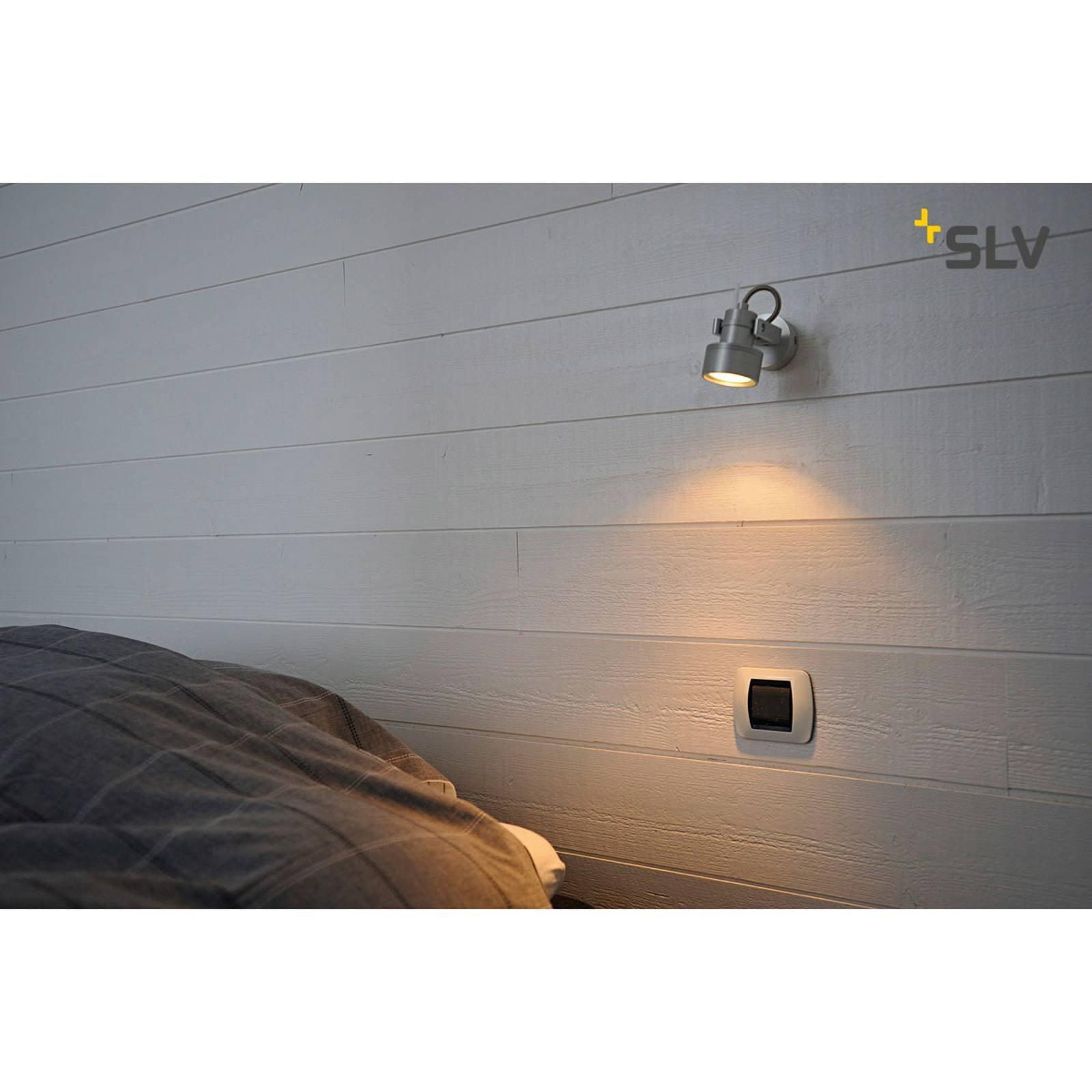 INDA SPOT GU10 vegg- og taklampe