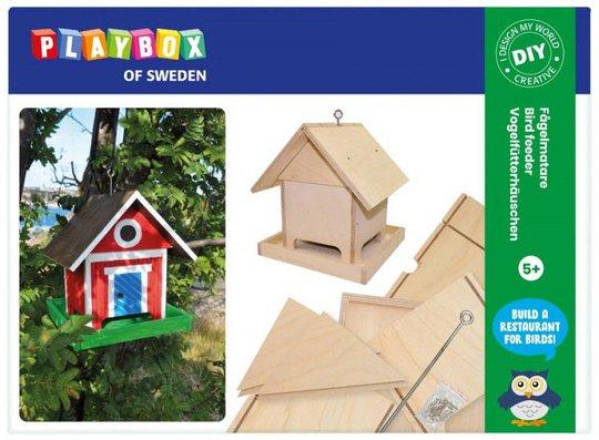 Playbox Hobbysett Fuglemater