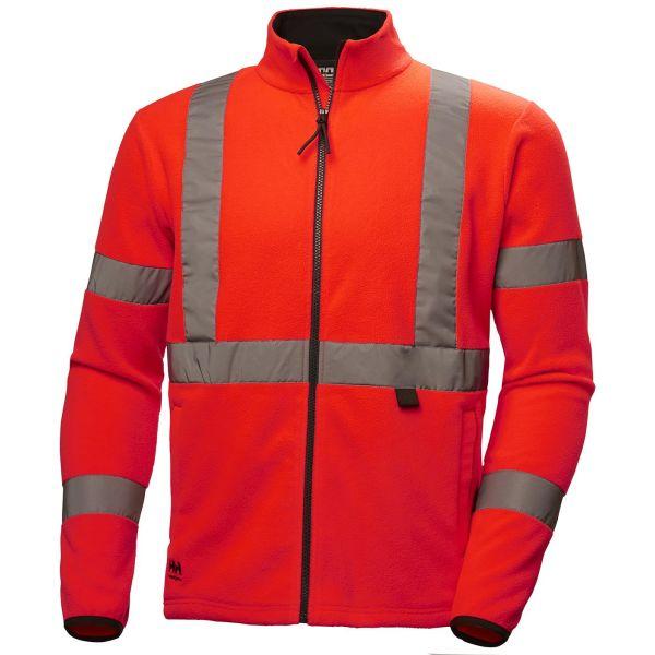 Helly Hansen Workwear Addvis Fleecejacka varsel, röd S