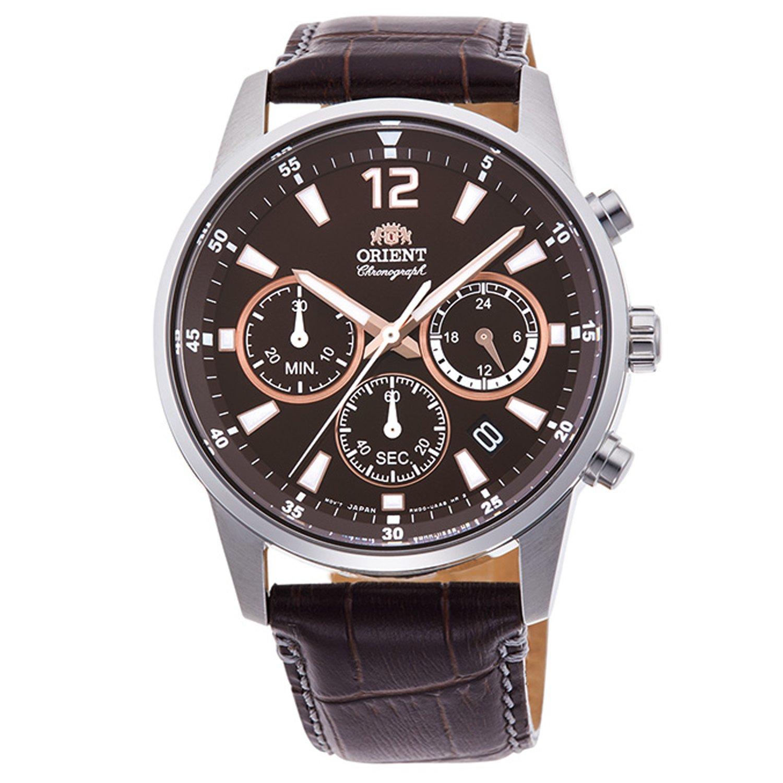Orient Men's Watch Silver RA-KV0006Y10B