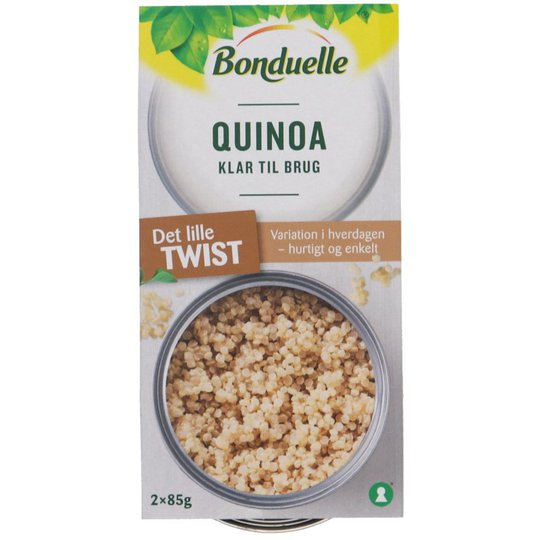 Quinoa 2-pack - 50% rabatt