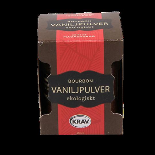 Vaniljpulver EKO, 10 gram