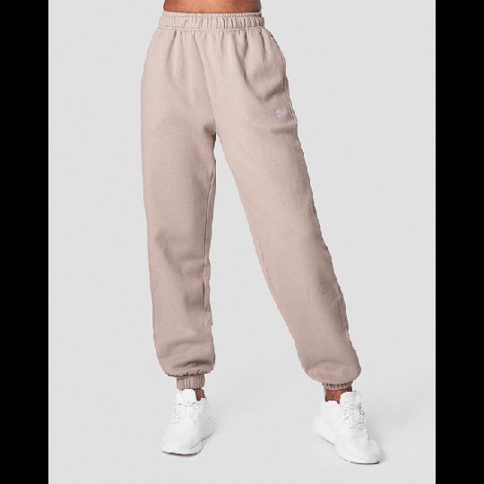 Essential Sweatpants, Dark Taupe