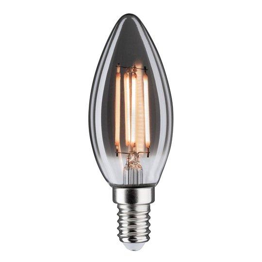 LED-kynttilälamppu E14 4W 2 200 K savulasi