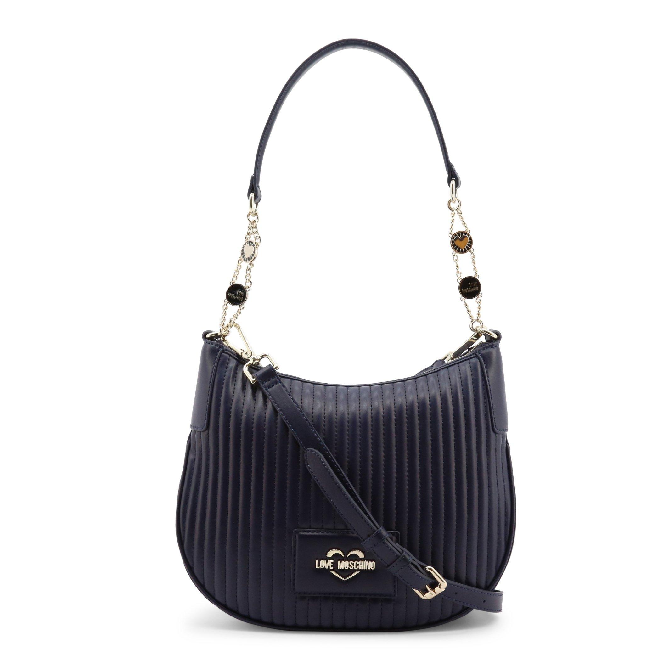 Love Moschino Women's Shoulder Bag Various Colours JC4140PP1DLB0 - blue NOSIZE