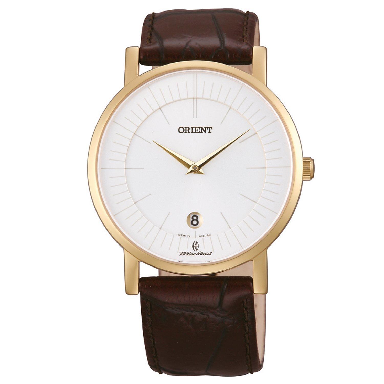 Orient Men's Watch Gold FGW01008W0