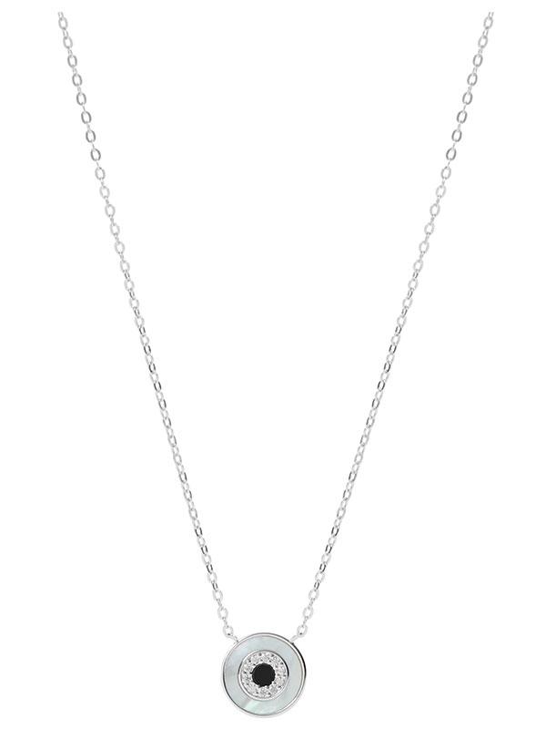 FOSSIL Halsband Elliott - Silver JFS00554040