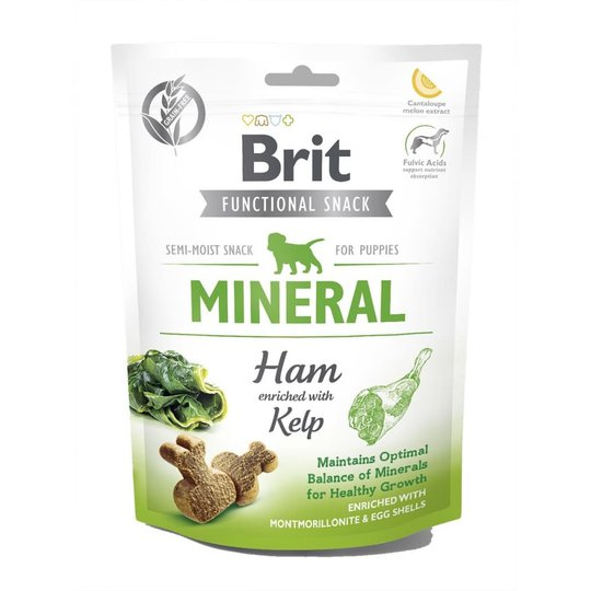 Brit Care Functional Snack Mineral Puppy Ham 150 g