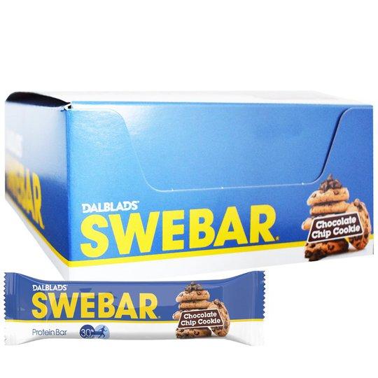 Proteinbars Chocolate Chip Cookie 20-pack - 33% rabatt