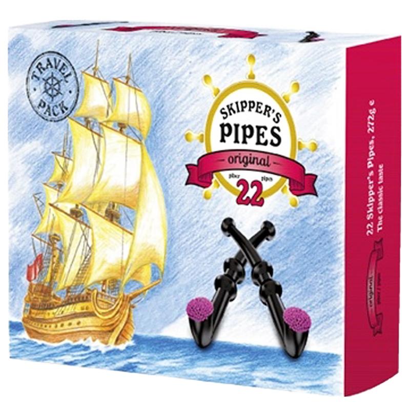 Lakupiiput Skippers Pipes - 20% alennus