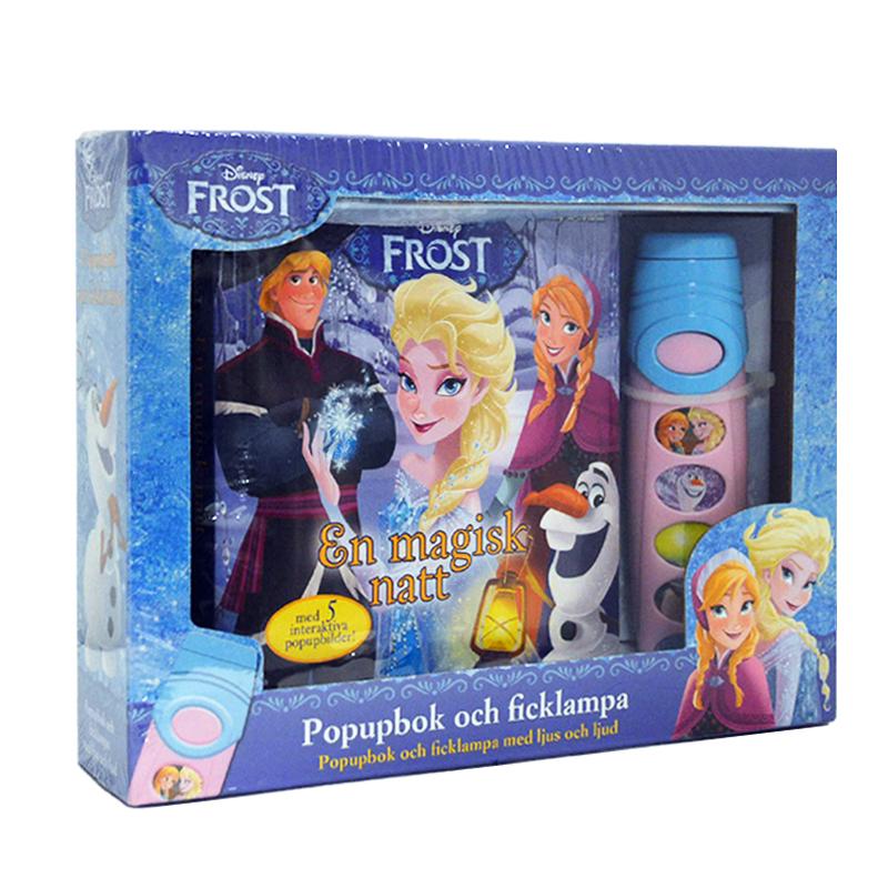 Bok-kit Frost: En magisk natt - 28% rabatt