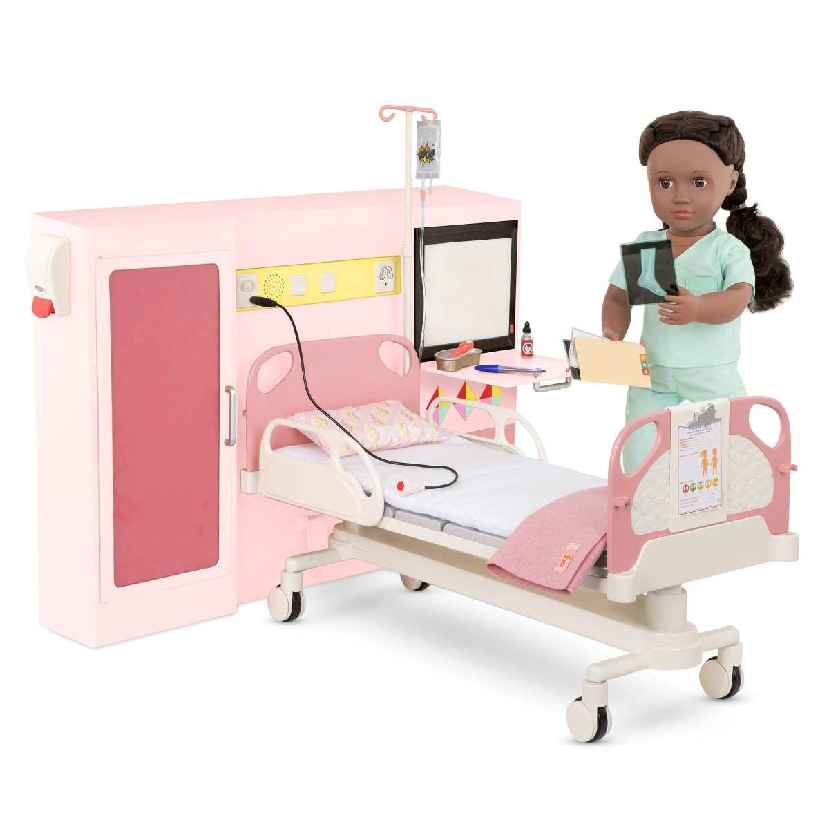 Our Generation - Hospital Get Well Room (735111)
