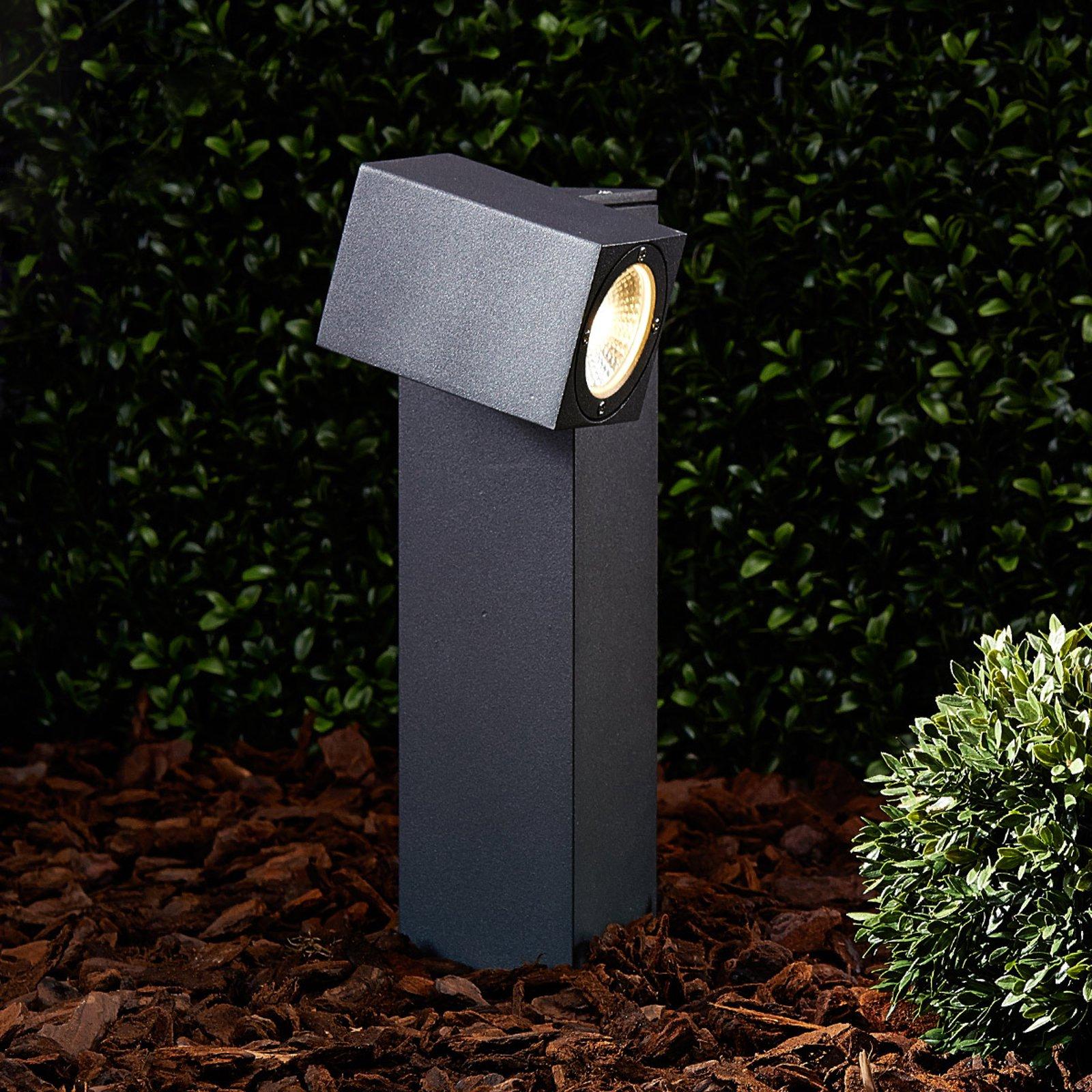 Justerbar Lorik LED-sokkellampe