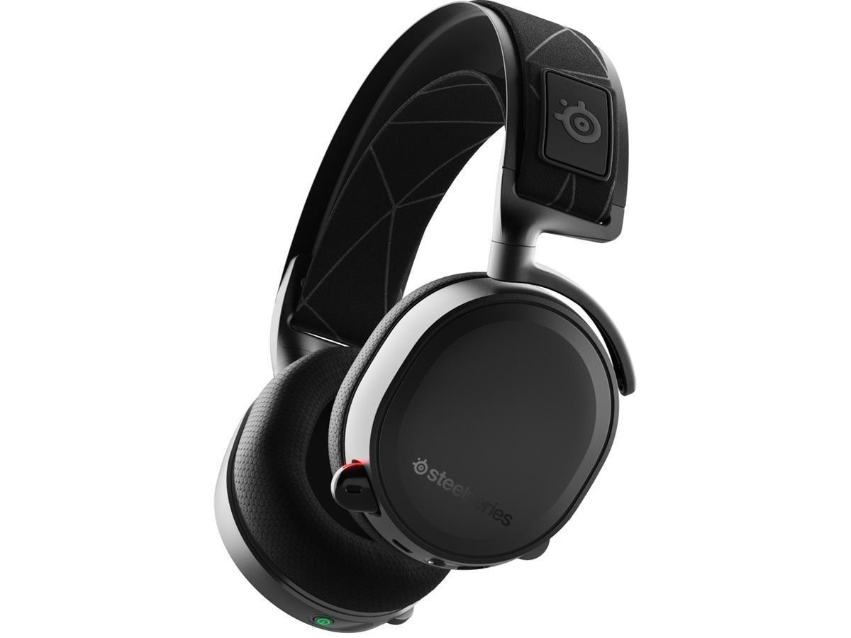 Steelseries - Arctis 7 Gaming Headset - Black (2019 Edition)