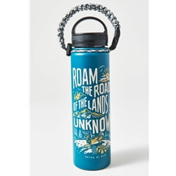 United By Blue Land Unknown 22Oz Stainless Steel Bottle