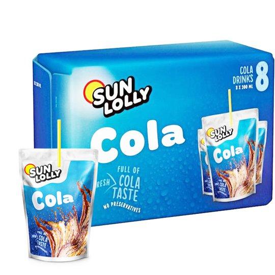 Fruktdryck Cola 8-pack - 33% rabatt