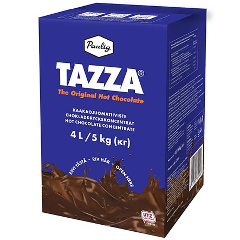 Tazza Kaakaojuomatiiviste 5kg - 33% alennus