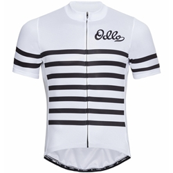 Odlo Stand-Up Collar S/S Full Zip Essential Men