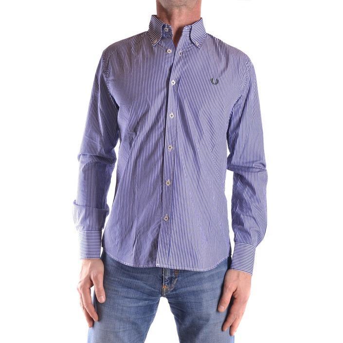 Gant Men's Shirt Blue 161089 - blue S