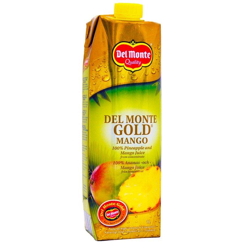 Mango- ja ananasmehu 1l - 25% alennus