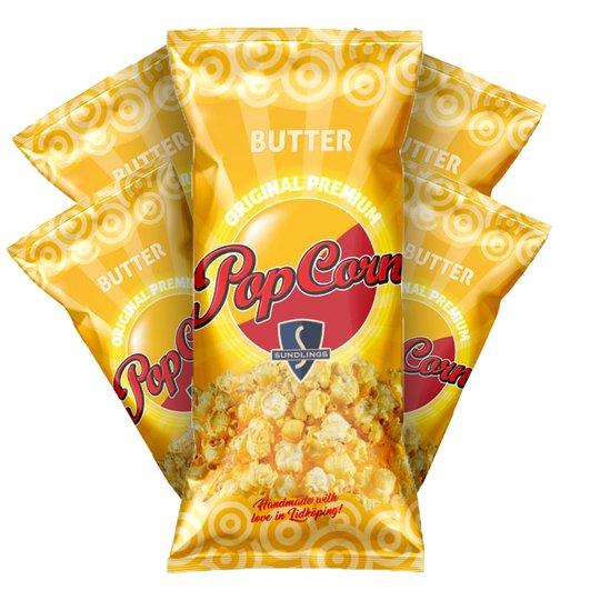 Popcorn Smör 5-pack - 37% rabatt