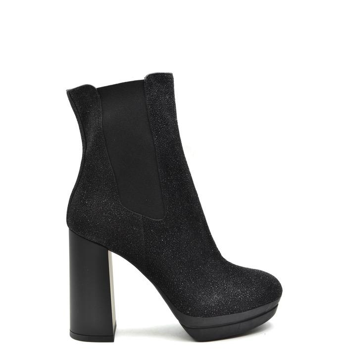 Hogan Women's Boot Black 167515 - black 35