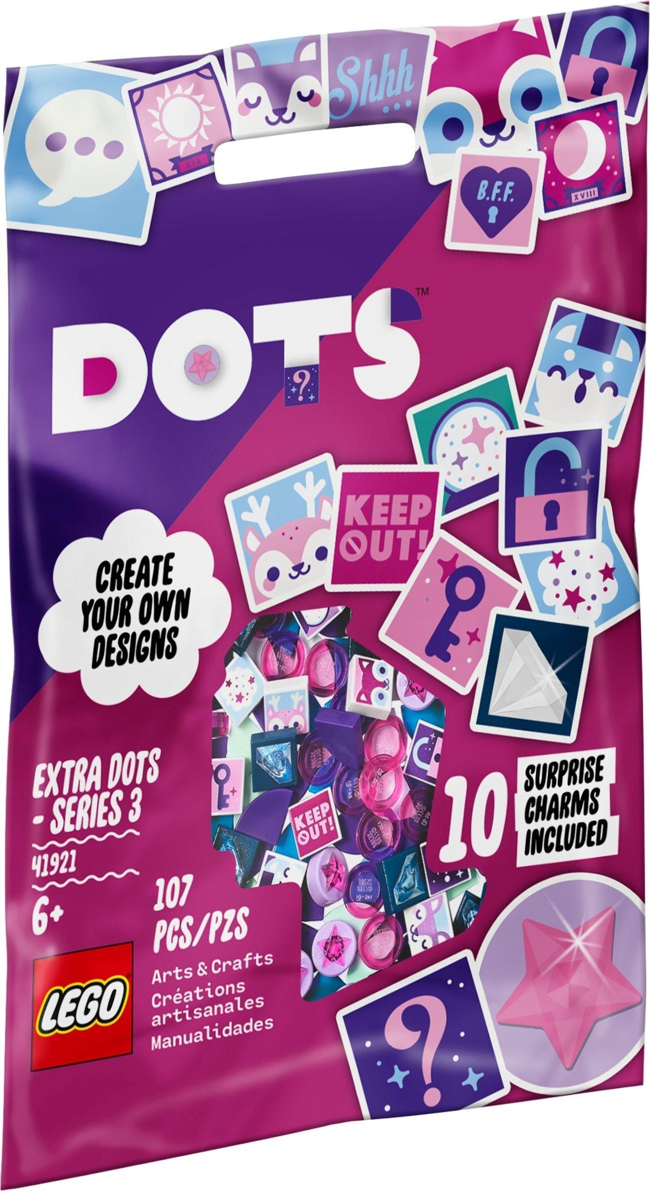 LEGO DOTS - Extra DOTS - Series 3 (41921)