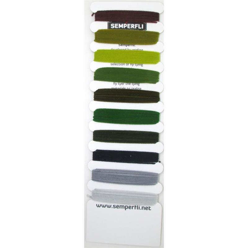Semperfli Suede Chenille Mixed Pack Natural
