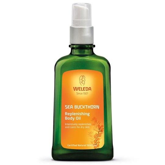 Weleda Sea Buckthorn Body Oil, 100 ml
