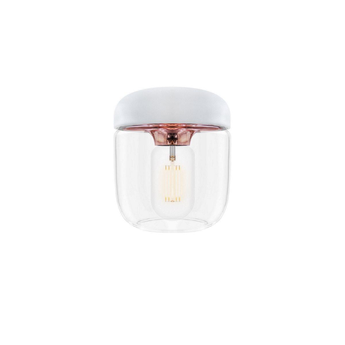 Acorn lampa white copper, Vita