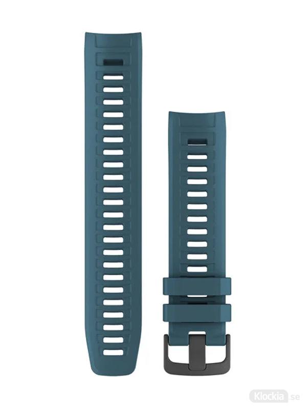 Garmin Instinct Siliconarmband Gråblå